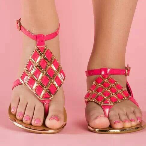 pembe-sandalet