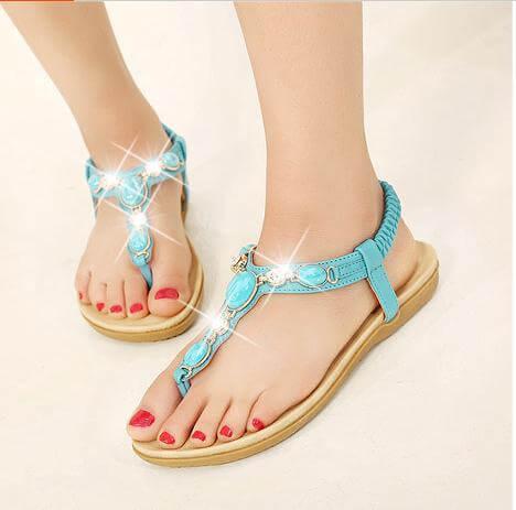 turkuaz-tas%cc%a7li-sandalet