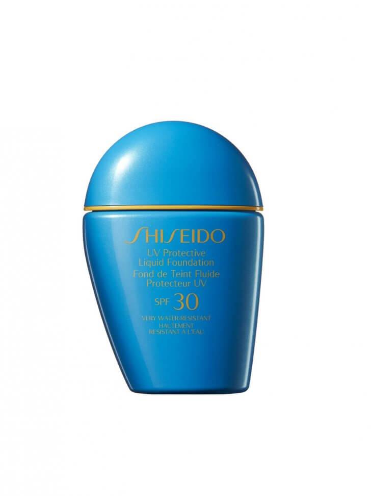Shiseido UV Protection Liquid Foundation